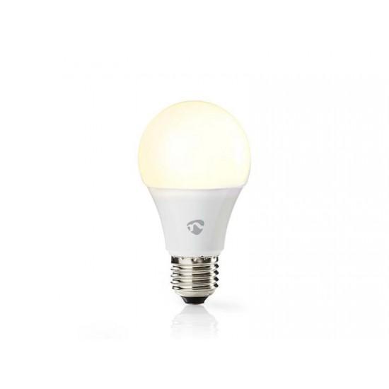 Žiarovka LED E27 9W teplá biela NEDIS WIFILW11WTE27 WIFI