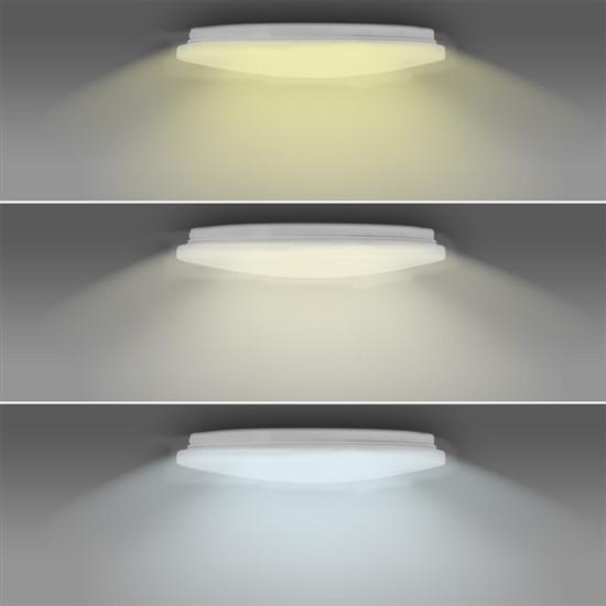 Svietidlo stropné SOLIGHT WO770 WiFi 28W