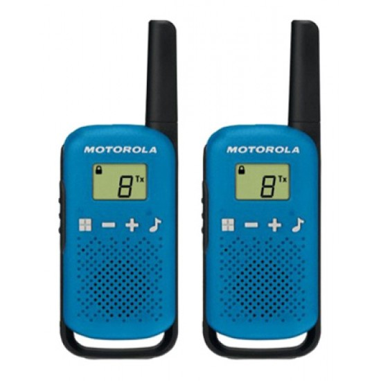 Vysielačky MOTOROLA TLKR T42 modré