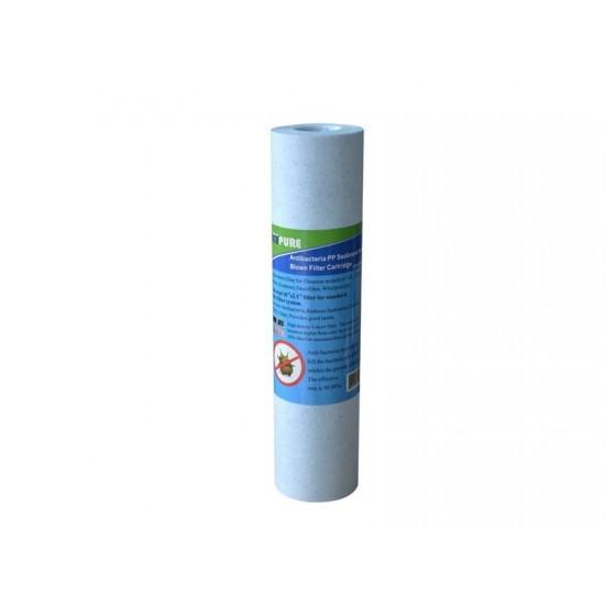 Filter na vodu ICP-YPP10 antibakteriálna / filtračná vložka 10 / 5 mikrónov