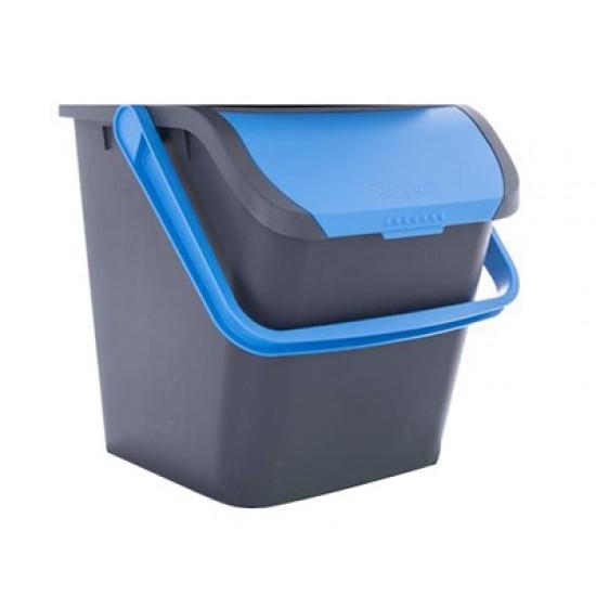 Kôš odpadkový ORION ECO 28L modrý