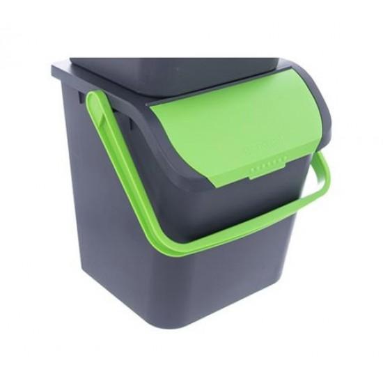 Kôš odpadkový ORION ECO 28L zelený