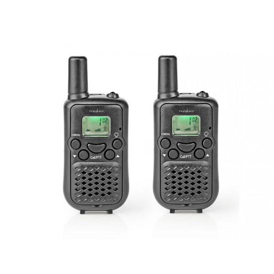 Vysielačky NEDIS WLTK0500BK