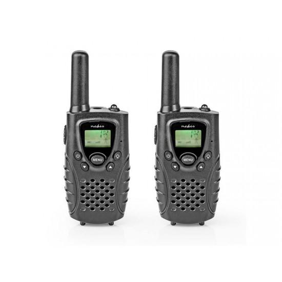 Vysielačky NEDIS WLTK0800BK