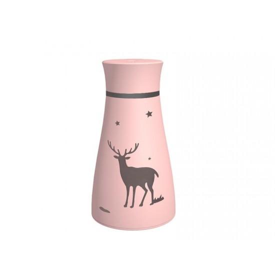 Aroma difuzér DEER ružový