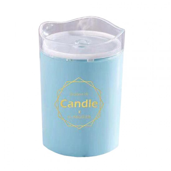 Aroma difuzér CANDLE modrý