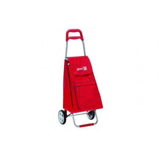 Vozík nákupný GIMI ARGO RED 45L 154361