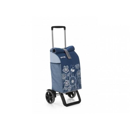 Vozík nákupný GIMI ROLLING THERMO modrý 50L 154365