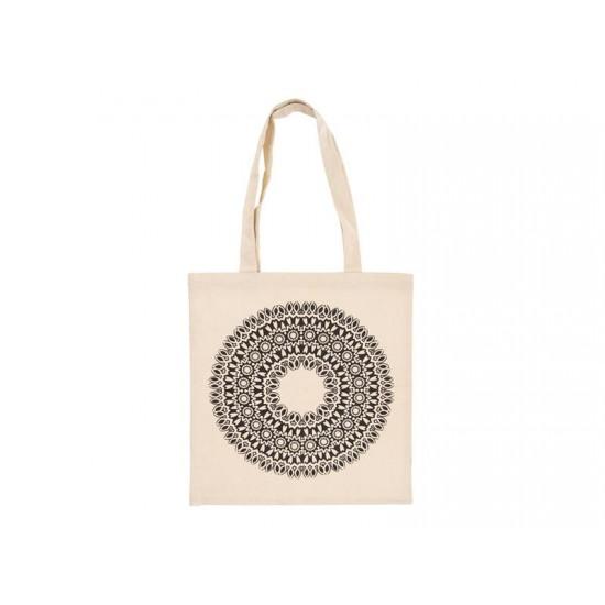 Taška nákupná ORION Mandala bavlna
