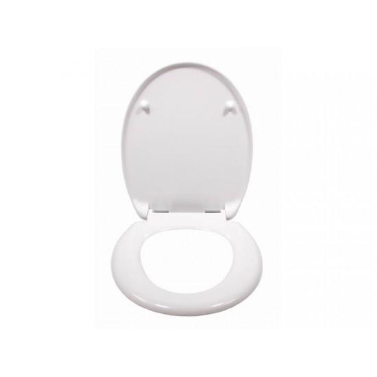 WC sedadlo SCHÜTTE industriálne šedé
