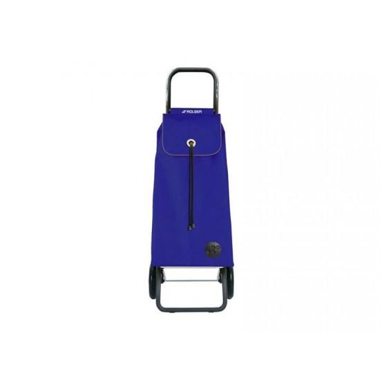 Vozík nákupný ROLSER I-Max MF Convert RG modrý