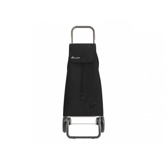 Vozík nákupný ROLSER I-Max Termo Zen Convert RG čierny