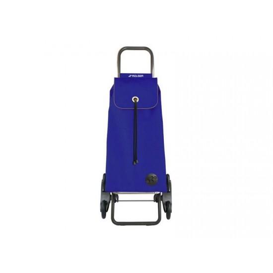 Vozík nákupný ROLSER I-Max MF Rd6 modrý