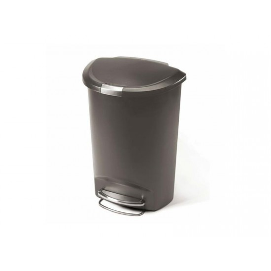 Kôš odpadkový SIMPLEHUMAN CW1357 50L sivý