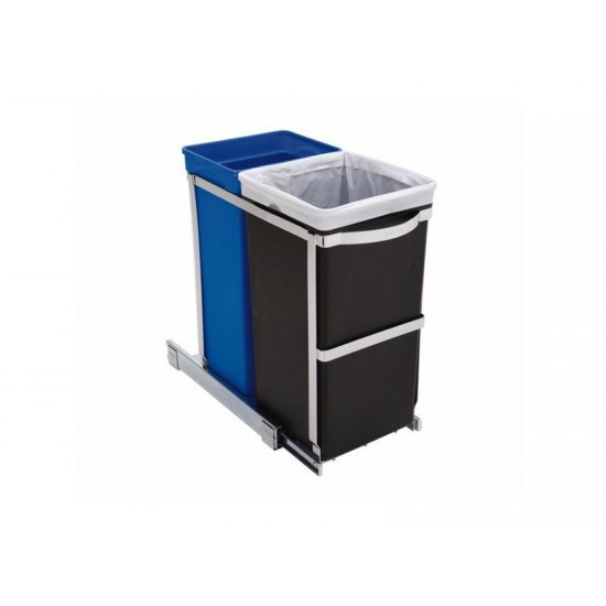 Kôš odpadkový SIMPLEHUMAN CW1016 20+15L