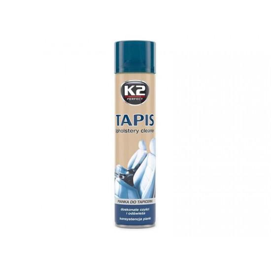 K2 penový čistič textílií v spreji 600 ml