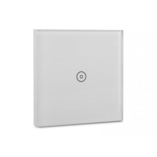 Chytrý WiFi vypínač HUTERMANN jednotlačidlový