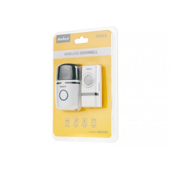 Zvonček bezdrôtový REBEL URZ3263