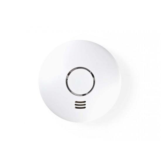 Chytrý WiFi detektor dymu NEDIS WIFIDS10WT SMARTLIFE
