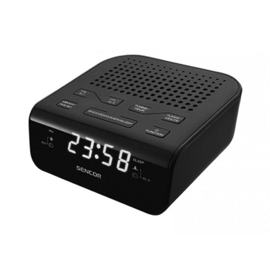 Rádiobudík SENCOR SRC 136 čierny