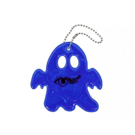 Reflexný prívesok Duch S.O.R. modrý