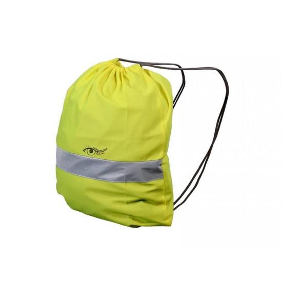 Reflexný batoh S.O.R. žltý