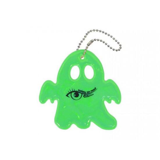 Reflexný prívesok Duch S.O.R. zelený