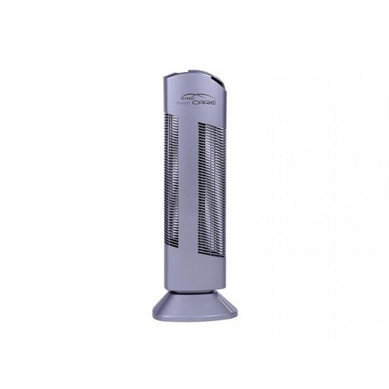 Čistička vzduchu IONIC-CARE TRITON X6 strieborná + ZADARMO fľaša 0.7L