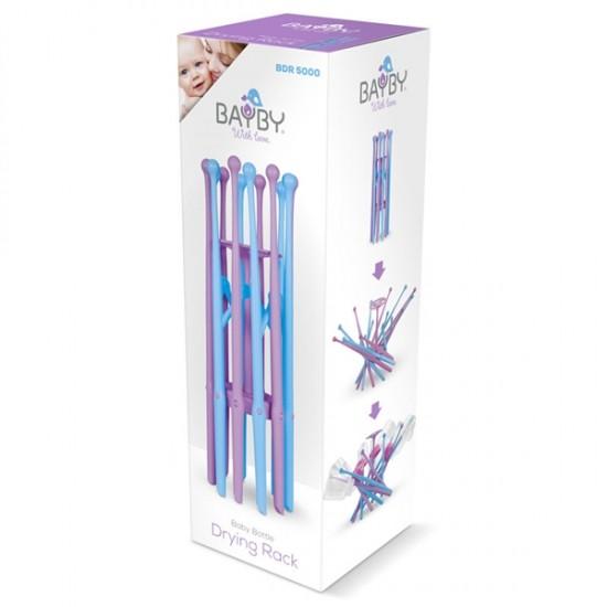 Odkvapkávač dojčenských fliaš BAYBY BDR 5000
