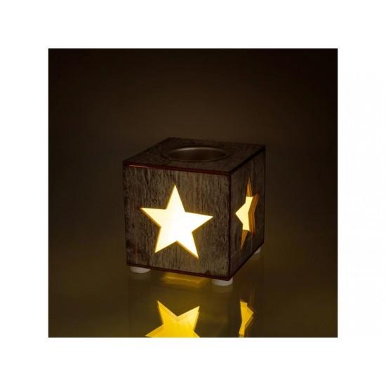 Podstavec na sviečky hviezda RETLUX RXL 352 WW