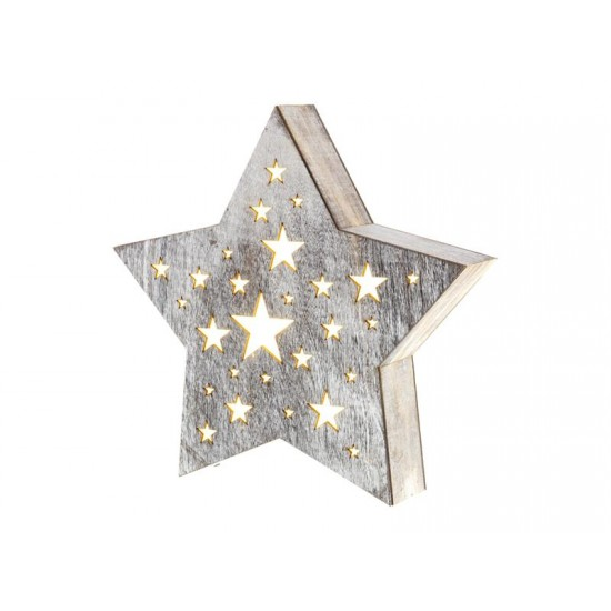 Dekorácia hviezda malá RETLUX RXL 347 WW