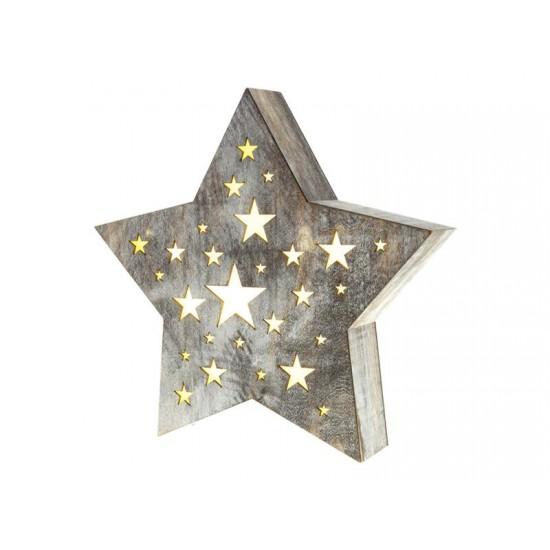 Dekorácia hviezda veľká RETLUX RXL 349 WW