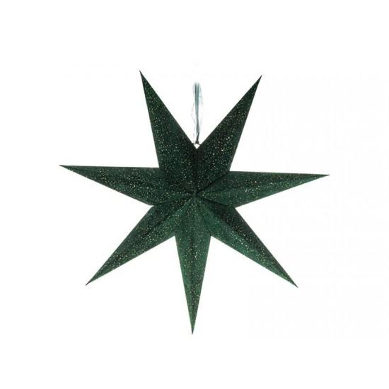 Hviezda zelená 10LED RETLUX RXL 337 WW