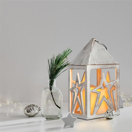 Vianočný lampáš SOLIGHT 1V232
